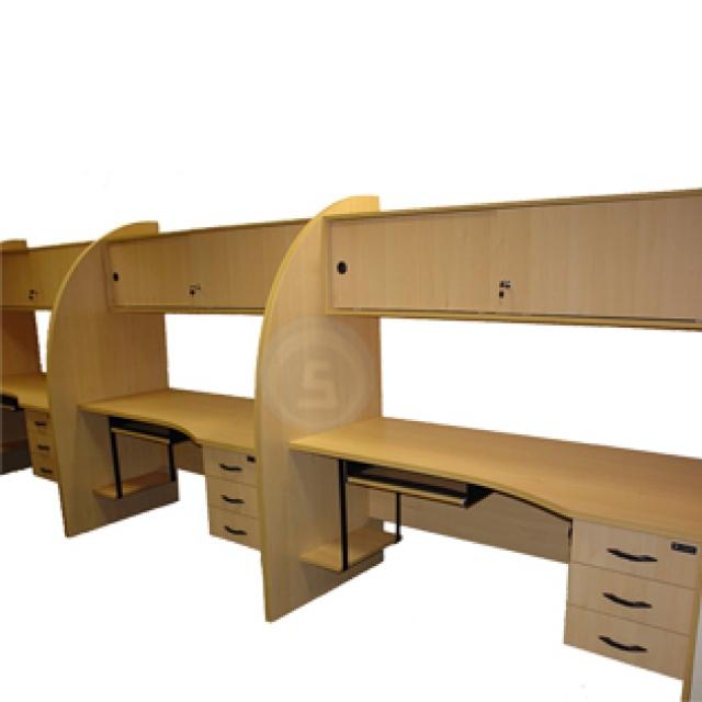 Silvestri muebles for Trabajos de melamina